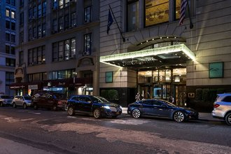 Нью-Йорк: наконец-то у нас есть ключи от номера в гостинице на Мэдисон Авеню