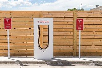 Рапид-Сити, Южная Дакота: все станции подзарядки после Барстоу — на 120 кВт