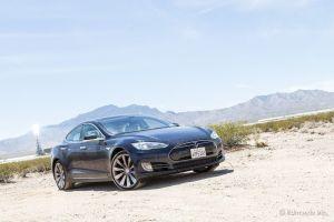 На электрокаре Tesla Model S из Лос-Анджелеса в Нью-Йорк и обратно за рекордное время