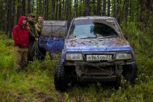 Автопутешествие в Верхнебуреинский район Хабаровского края на озеро Большой Сулук
