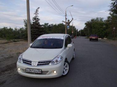 Автопутешествие на Nissan Tiida из Невинномысска в Иркутск с заездом на Черное море
