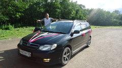 Статья о Toyota Corolla Fielder