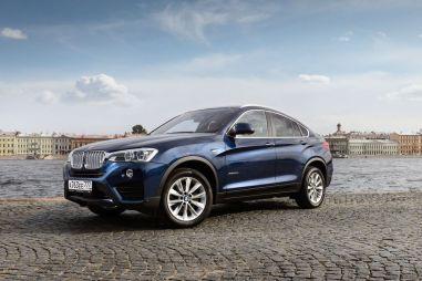 Тест-драйв BMW X4. Пятый «Икс». Даунсайзинговый