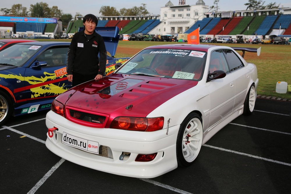 Toyota Chaser JZX100 Obo customs