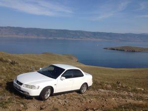 Из Новосибирска на Байкал на Honda Accord