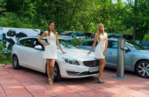Тест-драйв Volvo V60 D6 Plug-In Hybrid. Когда все есть…