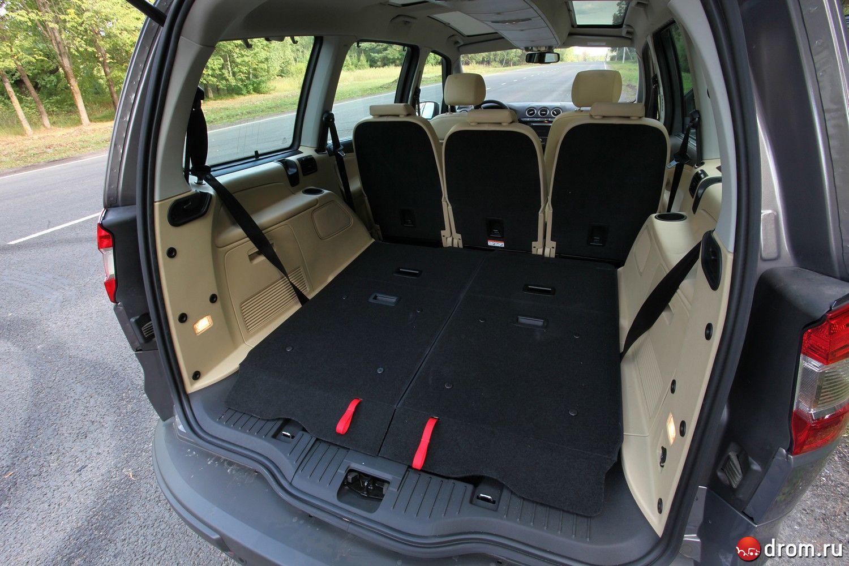 максимальный объем багажника форд скорпио универсал 1 термобелья