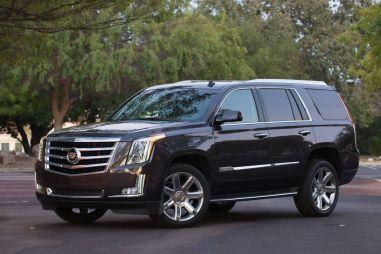 Первый обзор Cadillac Escalade 2015. Полет первым классом в люксовом SUV