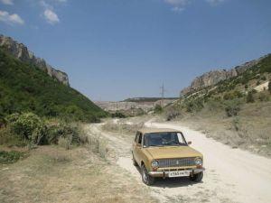 Автопутешествие в Крым и Абхазию на ВАЗ 21011 («Черная Мафия»)