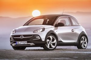 Тест-драйв Opel Adam Rocks. Мини-кросс