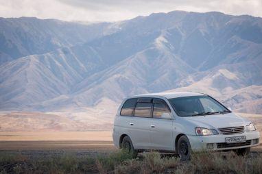 По дороге с облаками по озерам Восточного Казахстана