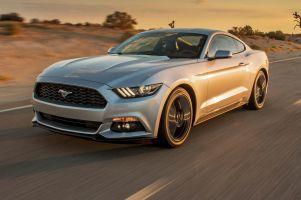 Тест-драйв нового Ford Mustang с 2,3-литровым двигателем EcoBoost