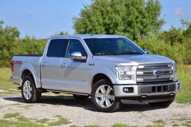 Тест-драйв нового Ford F-150. Легкий алюминий ломает стальные традиции