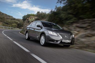 Первый тест российского седана Nissan Sentra. Неоднозначный