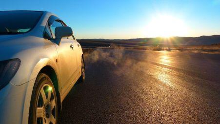 Знакомство с Приморьем и перегон в Новосибирск Honda Civic