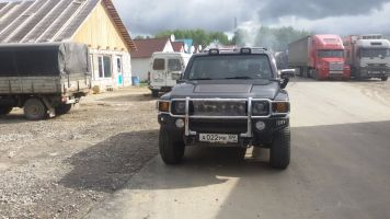 Поездка в Крым 2014 на Hummer Н3