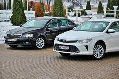 Статья о Toyota Camry