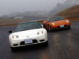 История Honda NSX. Две легенды