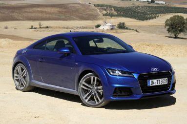 Тест-драйв новой Audi TT. Легкая шлифовка иконы