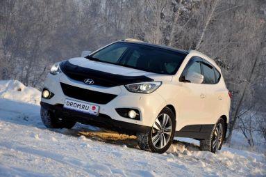 Бестселлеры рынка: Hyundai ix35, первый и обновленный