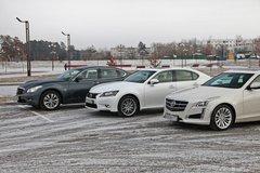 Статья о Lexus GS350