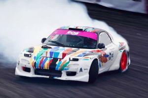 Тюнинг Mazda RX-7. Попасть на битву с японцами!