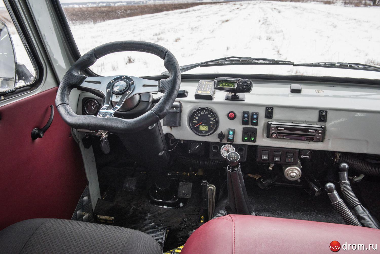 Тюнинг кабины уаз 3303 своими руками фото фото 341