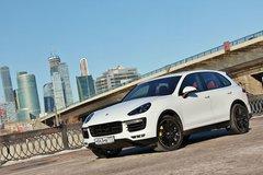 Статья о Porsche Cayenne