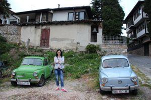 Из Севастополя на Балканы в 2014 году