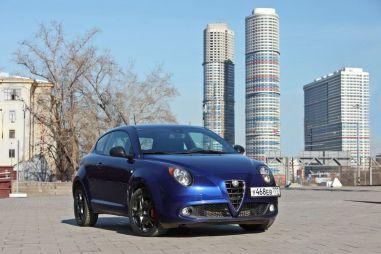Тест-драйв Alfa Romeo MiTo. Крик души, или «Ciao, bambino!»