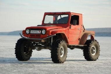 БайкалМоторШоу-2015: Toyota Blizzard — универсальная «Котлета»