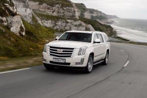 Тест-драйв нового Cadillac Escalade. С избытком