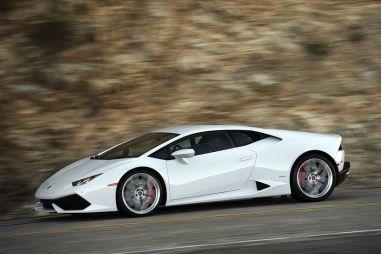 Тест-драйв Lamborghini Huracan LP 610-4. Суперкар на каждый день