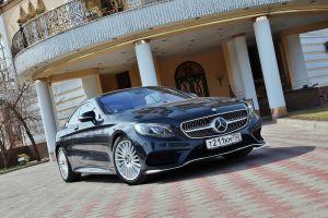 Тест-драйв Mercedes-Benz S 500 Coupe 4Matic. Жизнь удалась