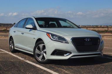 Тест-драйв Hyundai Sonata Hybrid & Plug-In