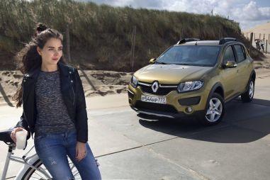 Тест-драйв Renault Sandero Stepway с автоматическими КП. Минус педаль