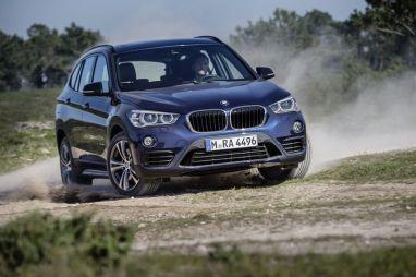 Тест-драйв нового BMW X1. Перерождение