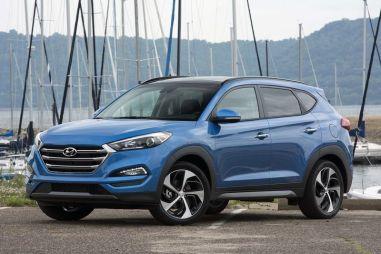 Первый тест-драйв нового Hyundai Tucson 1.6 Turbo