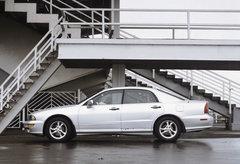 Статья о Mitsubishi Diamante