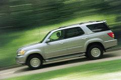 Статья о Toyota Sequoia