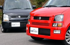 Статья о Suzuki Wagon R