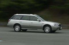 Статья о Subaru Legacy Lancaster