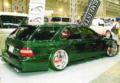 Статья о Nissan Stagea