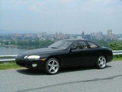 Статья о Lexus SC400
