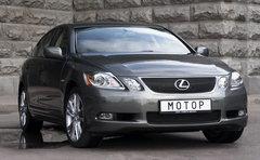Статья о Lexus GS450h