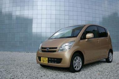 Обзор автомобиля Daihatsu Move нового поколения, 2006