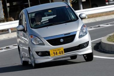 Обзор автомобиля Suzuki Cervo T, 2006