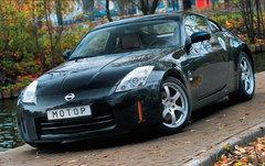 Статья о Nissan 350Z