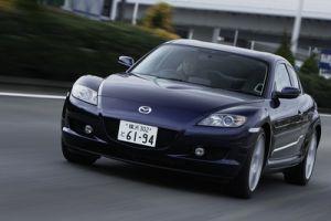 Обзор автомобиля Mazda RX-8 после модернизации, 2006
