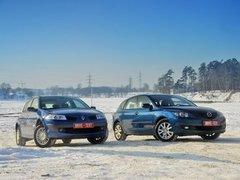 Статья о Renault Megane
